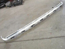 Toyota MR2 MK2 Front Bumper Support Beam Bar White 040 Mr MR2 Used Parts 89-99