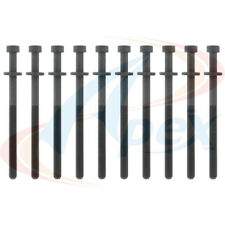 Engine Cylinder Head Bolt Set Apex Automobile Parts AHB285