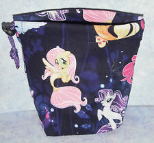My Little Pony Movie Mermaid Ponies Cloth Drawstring Dice Bag for Warhammer/D&D