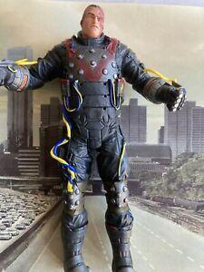 """DC Collectables Electrocutioner 7"""" Action Figure Batman Arkham Origins 2015"""