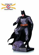 DC DIRECT JIM LEE BATMAN METALLIC MINI STATUE!