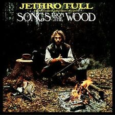 Songs From The Wood [Audio CD] Jethro Tull NEW CD           112