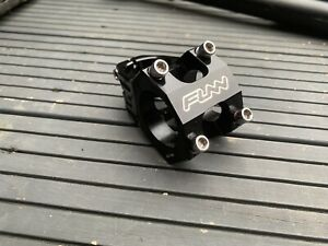 Funn Funnduro Enduro Mtb Stem Black, 35mm, 31.8mm, 1.1/8""