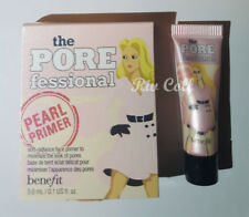 NEW Benefit the POREfessional Pearl Primer NIP 0.10 oz makeup primer AUTHENTIC
