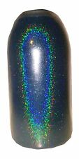 Navy Blue Holographic .004 True Ultra Fine Nail Glitter Art Powder DIY Polish!