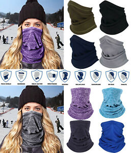 Outdoor Sports Bandana Tube Face Cover Golf Anti Dust Hunting Scarf Neck Gaiter