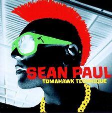 """SEAN PAUL """"TOMAHAWK TECHNIQUE""""  CD NEU"""