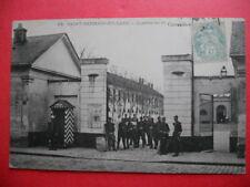 SAINT-GERMAIN-EN-LAYE  :  Le Quartier du 11è Cuirassier.......VO.1905.