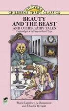 Beauty and the Beast and Other Fairy Tales (Dover Children's Thrift Classics) by