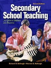 Secondary School Teaching: A Guide to Methods and Resources (2nd Edition), Kello
