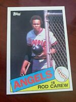 1985 Topps Baseball - You Pick - Complete Your Set (201-404)