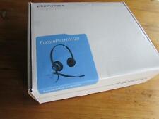 Plantronics EncorePro HW720 Headset mit Adapter auf 2,5mm Klinke