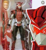 Cybervillain BLAZE Power Rangers Lightning Collection Beast Morphers 6-In Figure