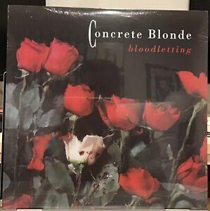 Concrete Blonde - Bloodletting LP, Reissue, 2017 Capitol Records, Sealed