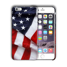 American Flag USA iPhone 4S 5 5S 5c SE 6 6S 7 8 X XS Max XR 11 Pro Plus Case n5