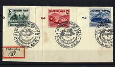 Briefmarken aus dem Deutschen Reich (bis 1945) mit BPP-Signatur als Satz