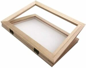 Paper Making Frame & Deckle Traditional Wooden Papermaking for DIY Paper Crafts