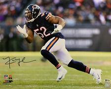 Chicago Bears Khalil Mack Signed 16 x 20 Photo Auto - Beckett BAS COA