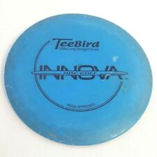 Innova TeeBird Ultra-Long Straight Blue Disc Golf Driver 162g