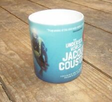 The Undersea World of Jacques Cousteau Diving Advert MUG