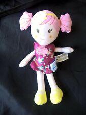 Doudou et compagnie poupee UNICEF Cassy doll DC2658 22cm  tbe