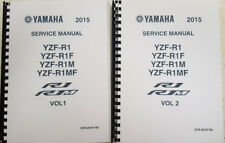 Amazon. Com: yamaha r1, 2007-2008, repair service manual cd/dvd/pdf.