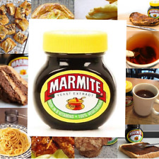 MARMITE  YEAST EXTRACT SPREAD 105gJARS FOR VEGANS BUY 3 & GET 1 FREE (FREE SHIP)