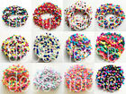 100 Designs! Balls Tassels Rainbow Pom Pom Bobble Trim Ribbon Craft Upholstery