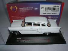 "IXO IST GAZ 13 ""tchaika"" Año fabricación 1965 blanco blanco 1:43 ist085"