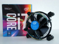 Intel Core i7-7700 Cooling Fan Heatsink for Destop PC Socket LGA1151 - New
