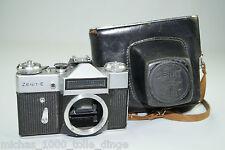 Zenit E Spiegelreflexkamera Kamera Body Gehäuse mit Tasche M42