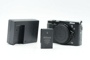 Nikon 1 V3 18.4MP Mirrorless Digital Camera Body Black #031