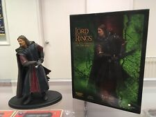 Sideshow Weta Lotr Lord of the Rings: Boromir Statue 1809/2000 - Sold Out!