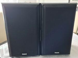 Magnat Monitor Supreme 200 Regallautsprecher Paar - Schwarz