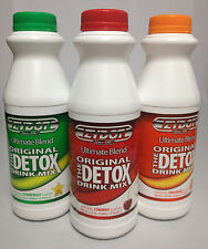 Zydot Ultimate Blend Detox Cleanser / Carbo Drink Mix - 3 Flavours Available