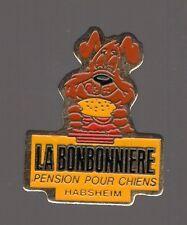 Pin's la bonbonnière, pension pour chiens d'Habsheim (Alsace)