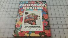 Patchwork & Quilting Book Better Homes and Gardens