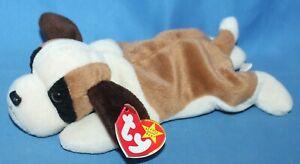 1996 TY Beanie Babies Bernie Dog Rare Retired