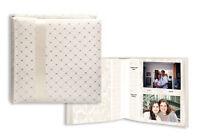 Pioneer DA-200FDR Ivory Fabric Wedding Photo Album (Same Shipping Any Qty)