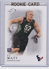 J.J. WATT RC Houston Texans TOPPS LEGENDS ROOKIE CARD Football 2011 JJ