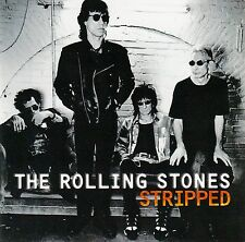 ROLLING STONES : STRIPPED (2009 REMASTERED) / CD - TOP-ZUSTAND