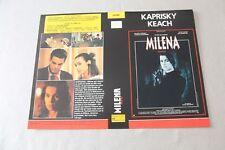 JAQUETTE VHS - Milena