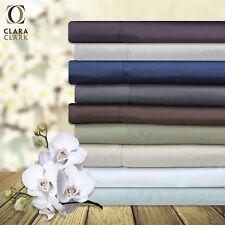 100% Rayon From Bamboo 4 Piece Deep Pocket Bed Sheet Set