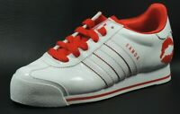 Adidas Originals Samoa W VTD G67108 Womens Shoes Sneakers White Red Leather DS