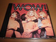 BANANARAMA cd WOW (original US issue) hits I HEARD A RUMOUR cant help it
