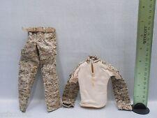 """1/6 Soldier Story 12"""" figures U.S. ARMY Tactical uniform multicam camo set A"""