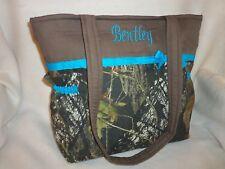 Mossy Oak Hunting real tree max 4 duck blind camo duffle diaper bag girls boys
