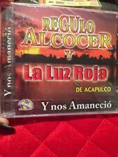 Regulo Alcocer y la Luz Roja de Acapulco  Y Nos Amanecio New Cd Sealed 🤐