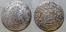 Mecklenburg Schwerin  2/3 Taler 1678