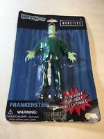 UNIVERSAL STUDIOS MONSTERS BEND-EMS Frankenstein NEW